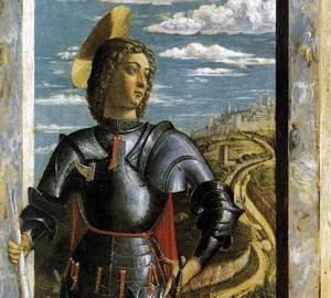 St. George, Andrea Mantegna