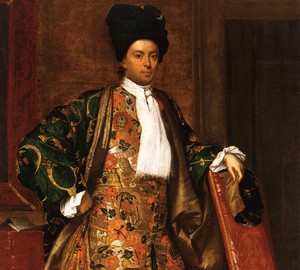 Portrait of Count Giovanni Baptiste Vailletti, Fra Galgario