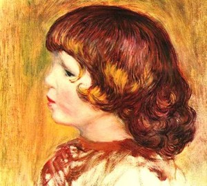 Coco, Pierre-Auguste Renoir, 1906