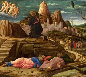 The Prayer for the Chalice, Andrea Mantegna, 1455