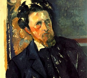 Portrait of Joachim Gasquet, Paul Cezanne