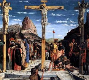 Crucifixion, Andrea Mantegna