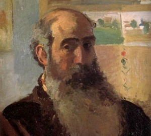 Pissarro Self Portrait 1873