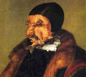 """Lawyer"", Giuseppe Arcimboldo – description of the painting"
