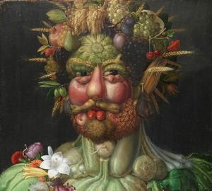 """Vertumn"", Giuseppe Arcimboldo – description of the painting"