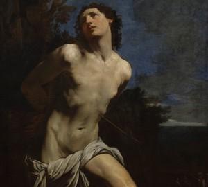 Saint Sebastian, Guido Reni
