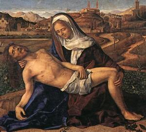 Pieta – Giovanni (Giambellino) Bellini