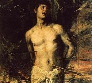 Saint Sebastian – Titian Vecellio