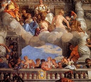 Triumph of Venice – Paolo Veronese