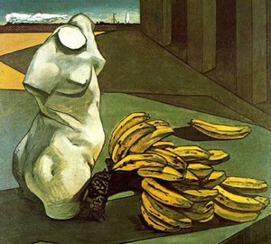 Painting The Uncertainty of the Poet, Giorgio de Chirico, 1913