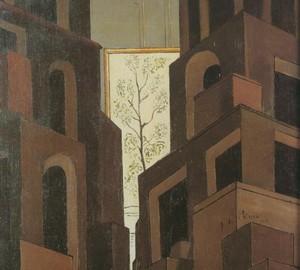 Purity of the imagination, Giorgio de Chirico, 1915