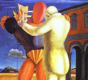 The Prodigal Son, Giorgio de Chirico – description of the painting