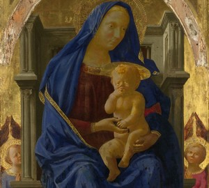 """Madonna and Child"", Masaccio – description of the painting"
