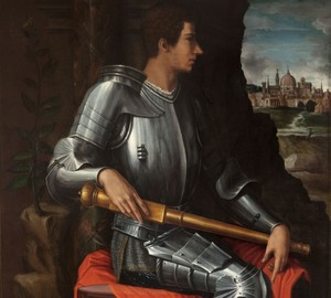 Portrait of Alessandro Medici, Giorgio Vasari
